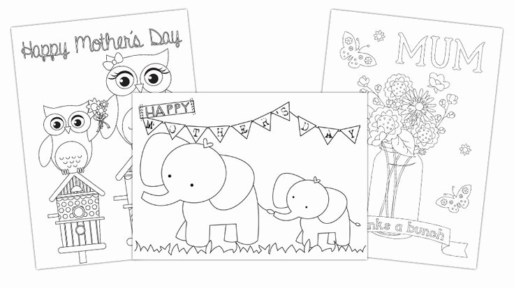Mothers Day Cards Template Lovely 152 Best Creche Activities Images On Pinterest
