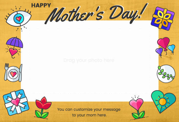 Mothers Day Cards Template New 10 Creative Mother S Day Card Templates and Design Tips