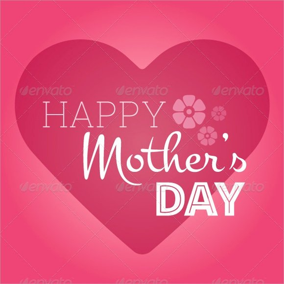 Mothers Day Cards Template New Mothers Day Card Templates 8 Download Documents In Psd