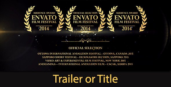 Movie Poster Credits Template Best Of 46 Cool after Effects Templates for Movies – Desiznworld