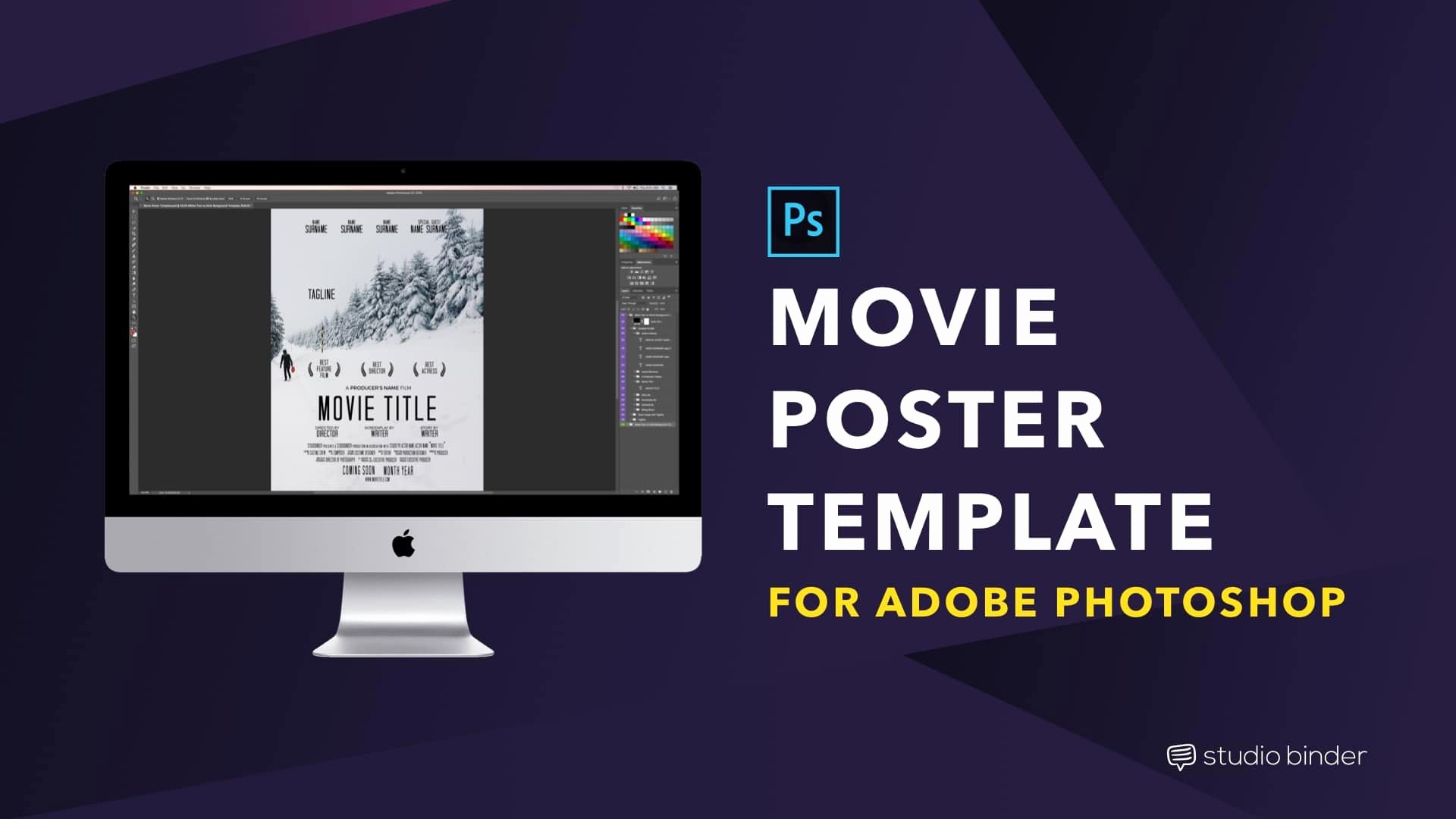 Movie Poster Credits Template Luxury Download Your Free Movie Poster Template for Shop