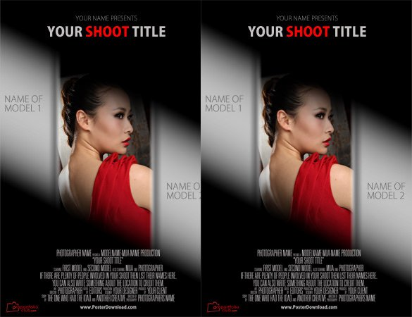 Movie Poster Template Photoshop Inspirational Movie Poster Templates 26 Free Psd format Download