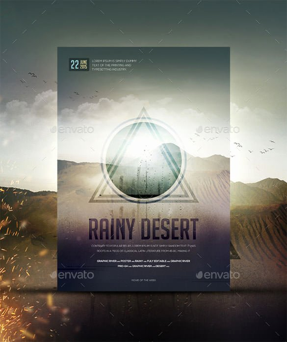 Movie Poster Template Psd Awesome Movie Poster Templates 26 Free Psd format Download