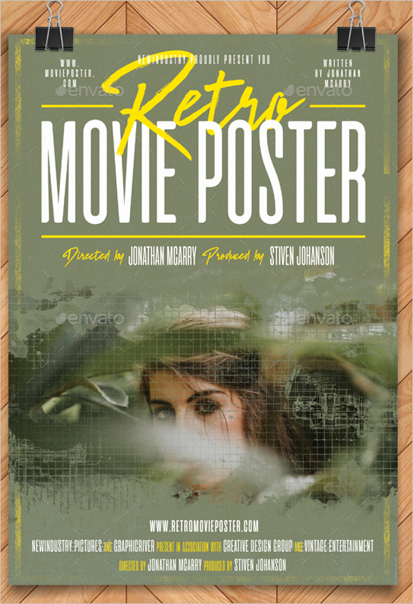 Movie Poster Template Psd Best Of 40 Movie Poster Templates Free Word Psd Designs