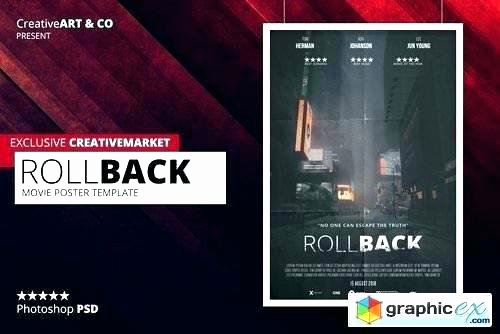 Movie Poster Template Psd Elegant Poster Template Shop Free Movie Business Posters
