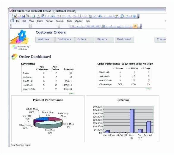 Ms Access Inventory Template Lovely Access Inventory Tracking Template Free Microsoft Download