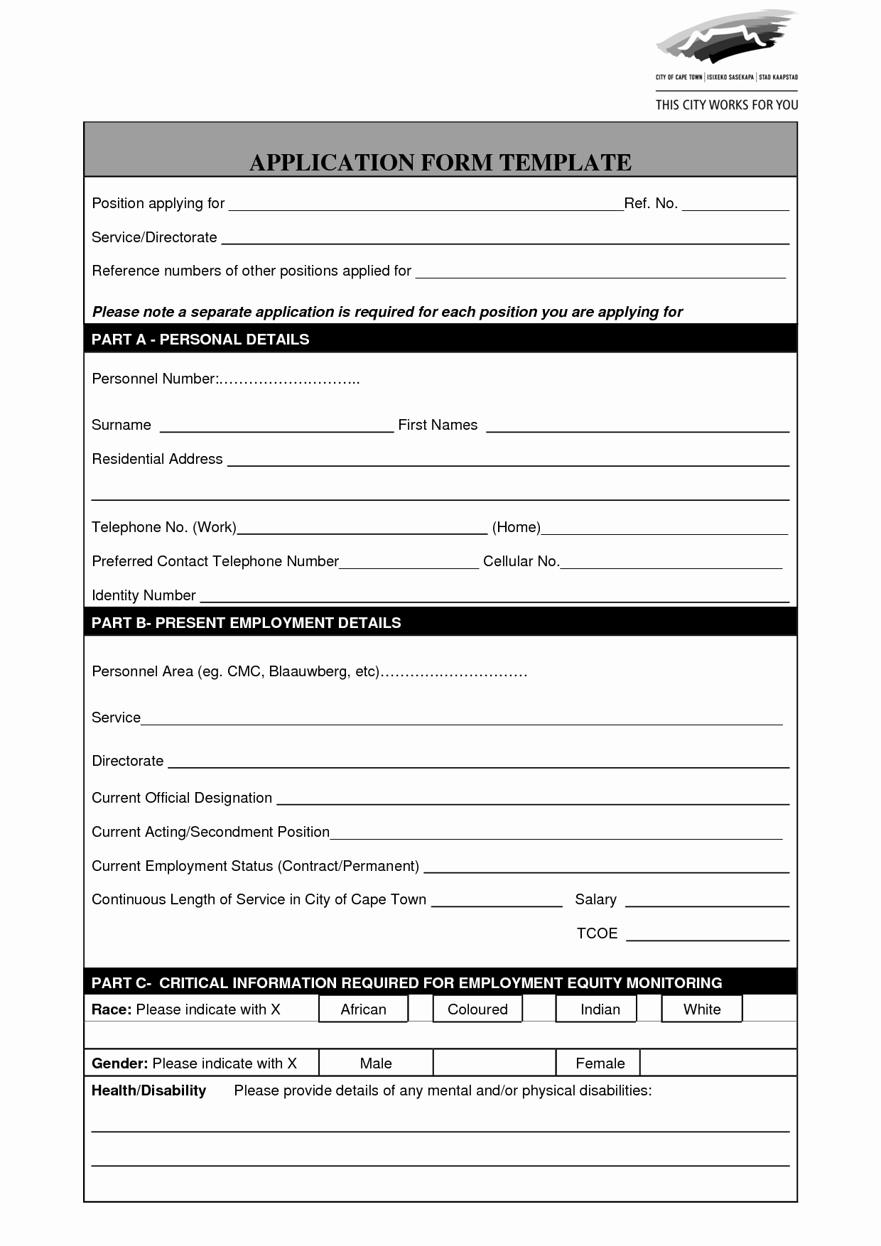 Ms Word form Template Beautiful Word form Templates Bamboodownunder