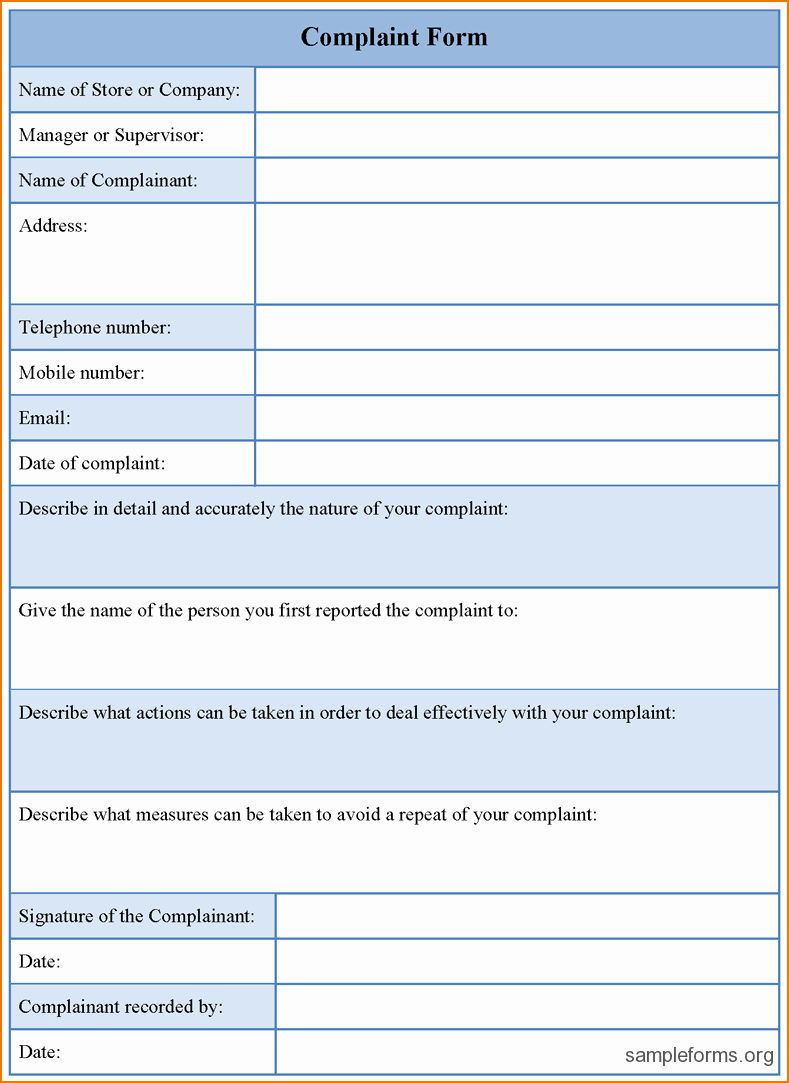 Ms Word form Template Unique 5 form Templates Word
