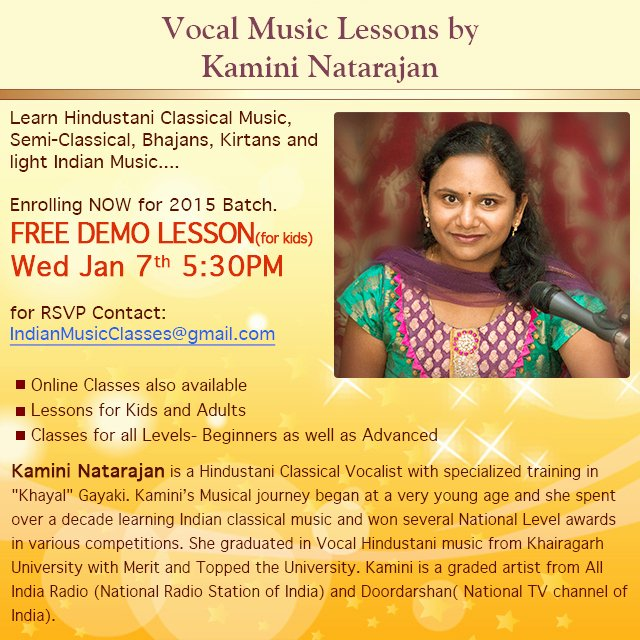Music Lesson Flyer Template Best Of Vocal Music Demo Kaminimusic