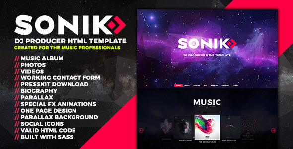 Music Producer Website Template Best Of E Template Wordpress theme for Agents Portals & Single