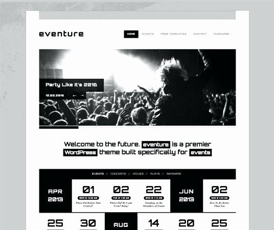 Music Producer Website Template Inspirational Best Music Website Templates Free Premium Pulse Audio