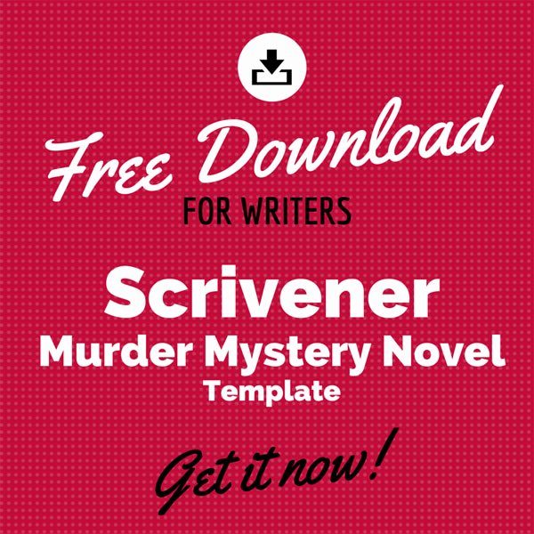Mystery Novel Outline Template Inspirational Free Scrivener Murder Mystery Novel Template
