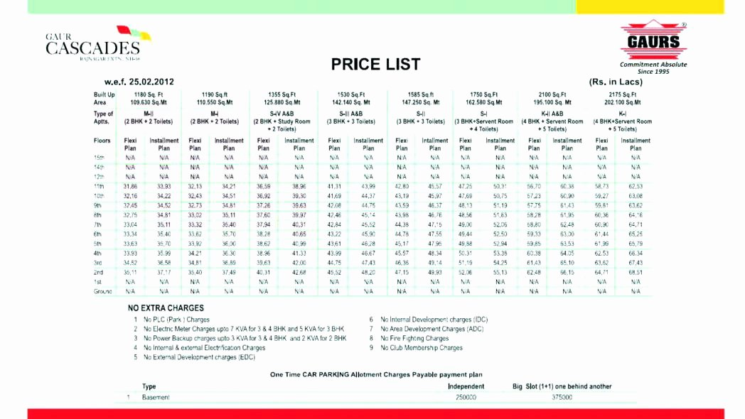 Nail Price List Template Lovely Salon Price List Template Free – Threestrands