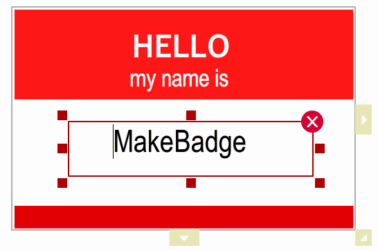 Name Badge Template Free Beautiful Free Hello My Name is Nametag Template Of 2018