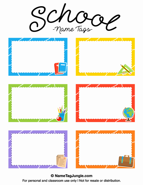Name Tag Template Free Inspirational Pin by Muse Printables On Name Tags at Nametagjungle