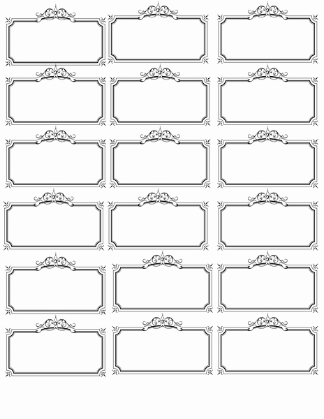 Name Tag Template Free New Name Tag Template Invites Illustrations