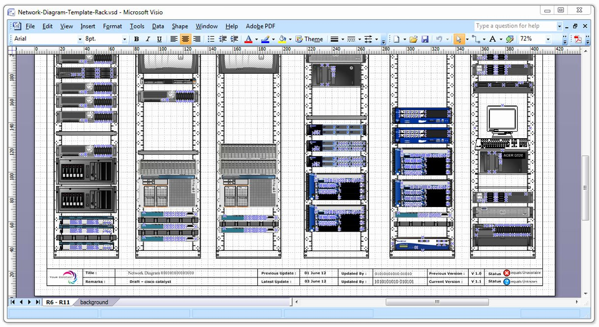 Network Diagram Template Excel Fresh Network Diagram Templates Cisco Networking Center