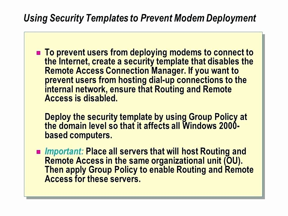 Network Security Policy Template Awesome Pany Uniform Policy Template organizational Culture
