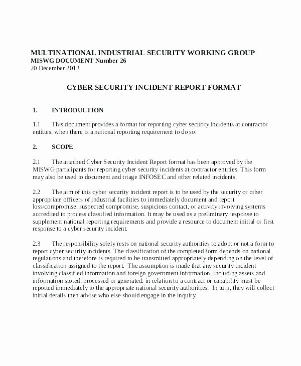 Network Security Policy Template Elegant Network Policy Template Vulnerability assessment Proposal