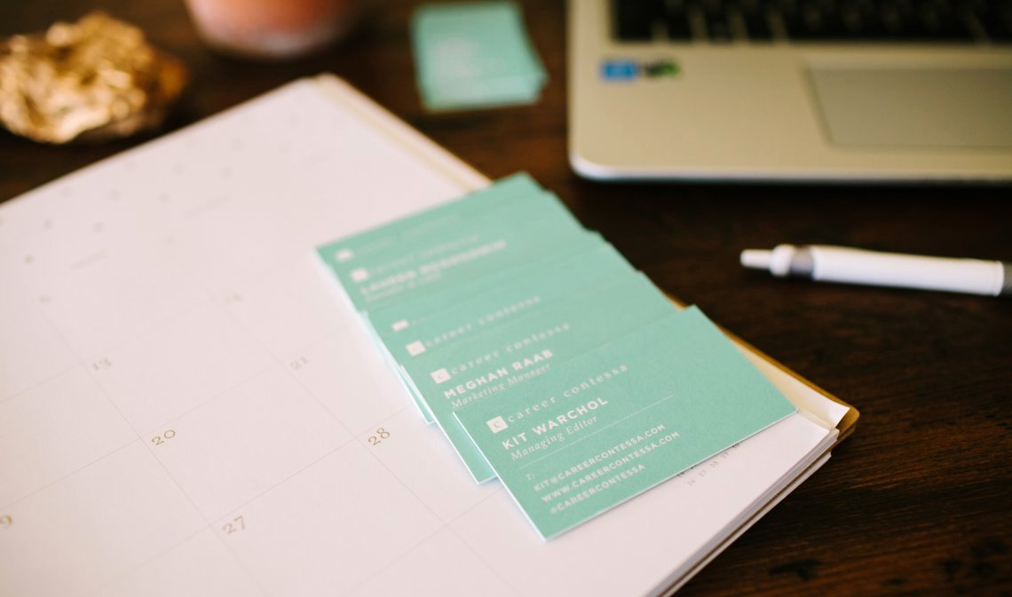 Networking Business Card Template Lovely What to Put On A Personal Business Card A Template