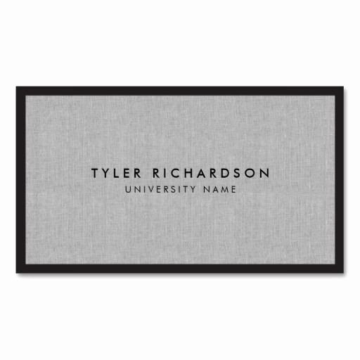 Networking Business Cards Template Luxury Best 21 Business Cards for College and University Students