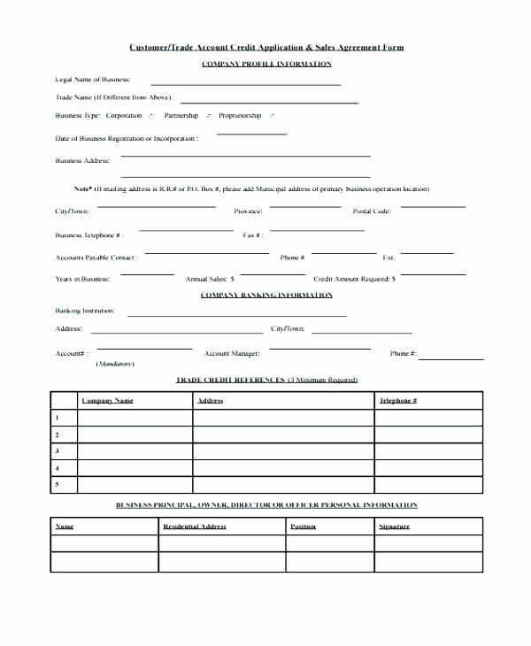 New Customer form Template Beautiful Student Employment Application form Template Free Download