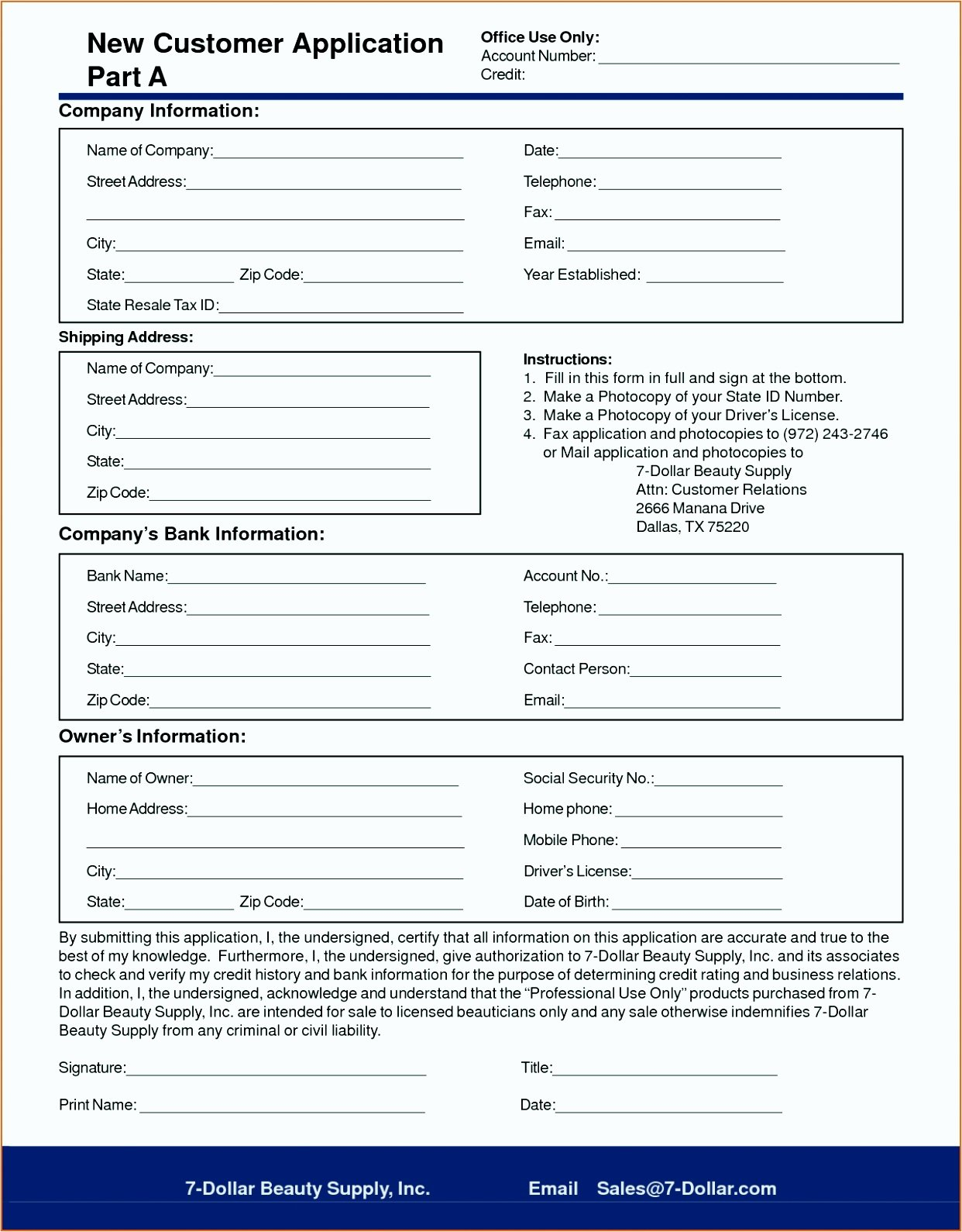 New Customer form Template New 9 New Customer Registration form Template Tipstemplatess