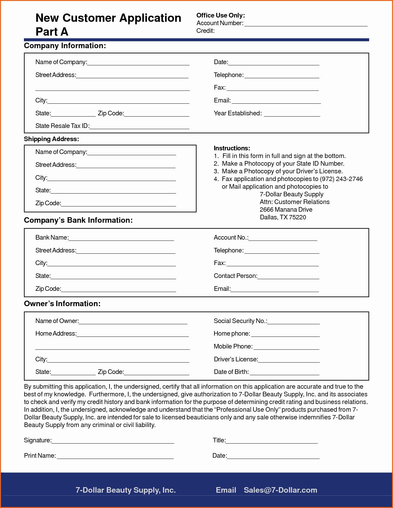 New Customer form Template Unique New Customer form Template Word Portablegasgrillweber