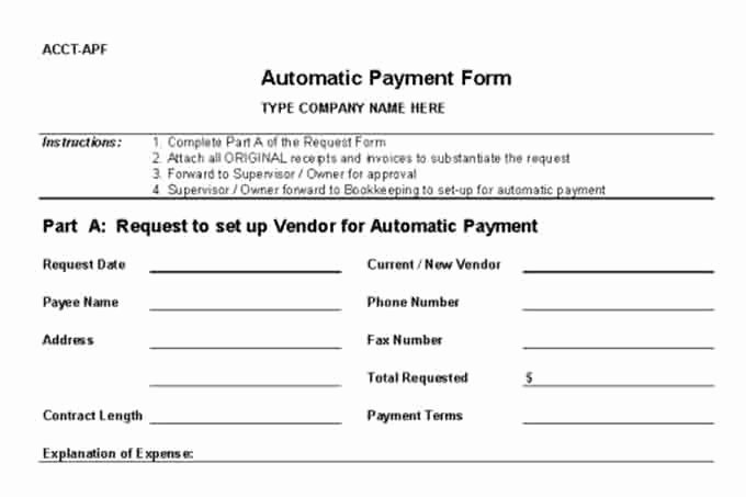 New Vendor form Template New Internal Control Procedures for Small Business Checklist