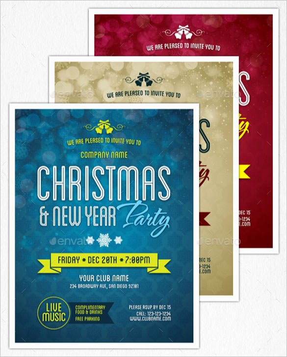 New Year Invitation Template Luxury 28 New Year Invitation Templates – Free Word Pdf Psd