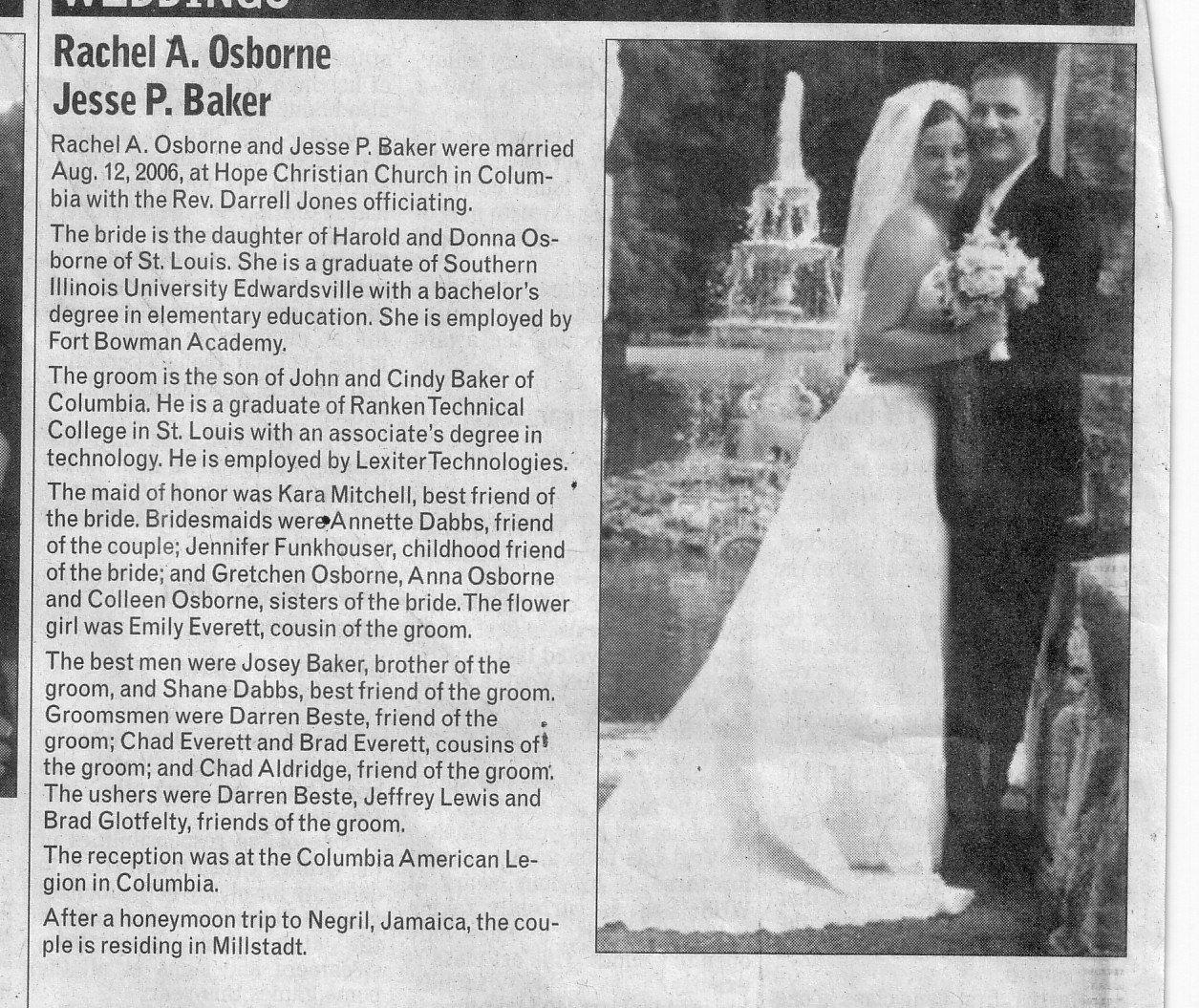 Newspaper Wedding Announcement Template Beautiful Wedding Announcements