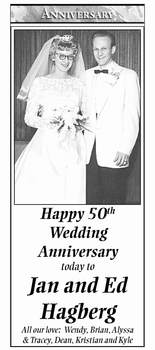 Newspaper Wedding Announcement Template Best Of 50th Wedding Anniversary Announcements