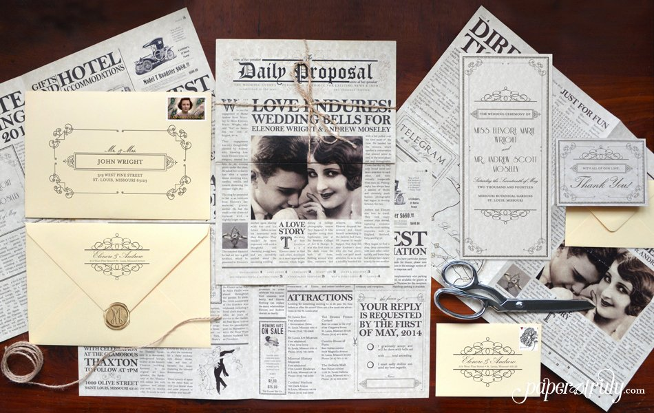 Newspaper Wedding Announcement Template Lovely Best Wedding Invitation Newspaper Template Wedding