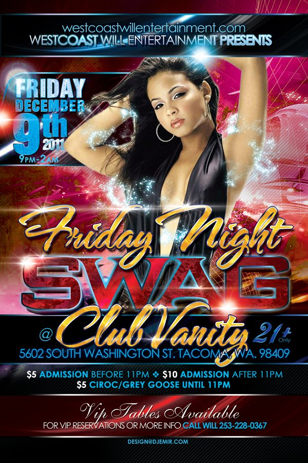 Night Club Flyer Template Best Of Club Flyers