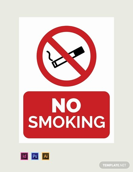 No Smoking Policy Template Awesome Free School Sign Template Download 13 Signs In Psd