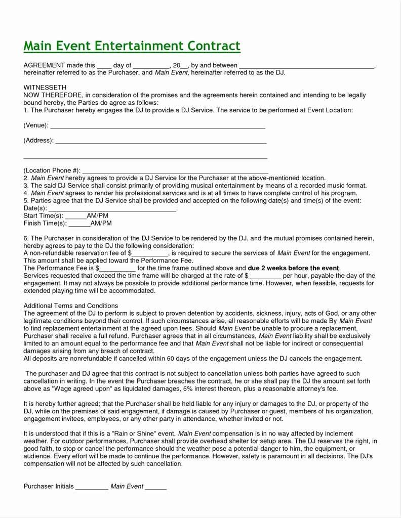 Non Disparagement Agreement Template Inspirational 18 Fresh Non Disparagement Clause Employment Agreement