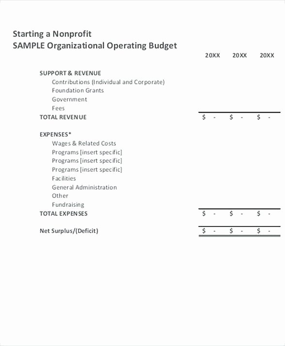 Non Profit Budget Template Awesome 25 Best Ideas About Bud Templates On Pinterest
