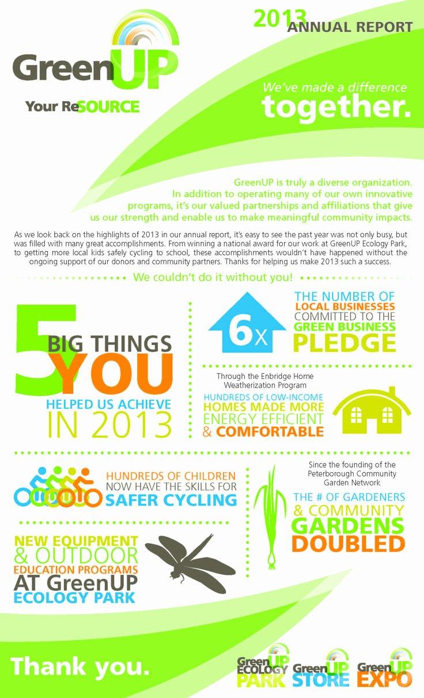 Nonprofit Annual Report Template Luxury 46 Best Nonprofit Annual Report Infographics Images On