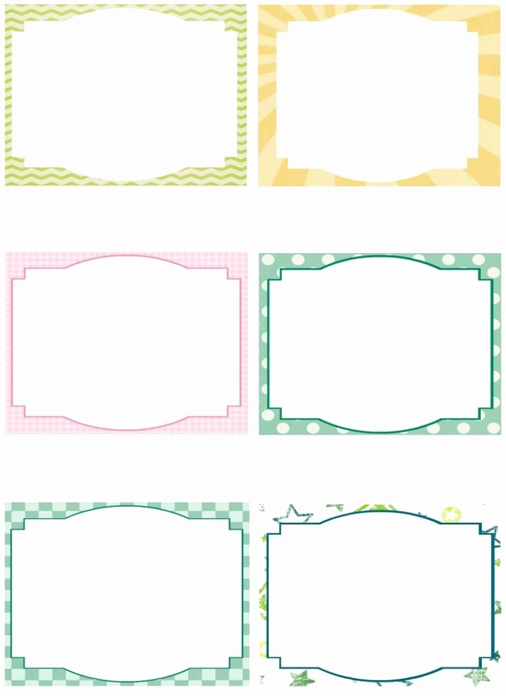Note Card Template Free Beautiful Free Note Card Template Image Free Printable Blank Flash