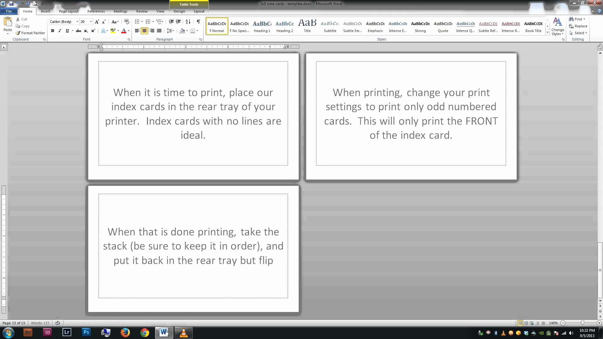 Note Card Template Free Elegant Note Card Template Beepmunk
