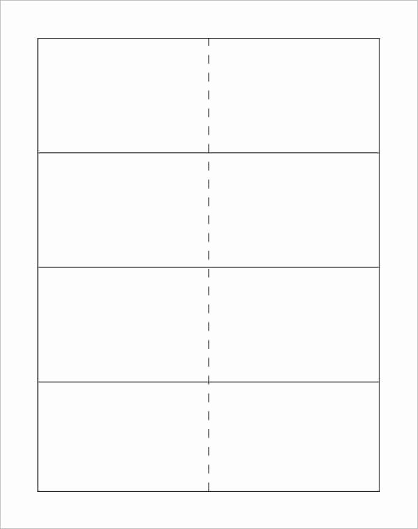 Note Card Template Free Lovely 10 Flash Card Templates Doc Pdf Psd Eps
