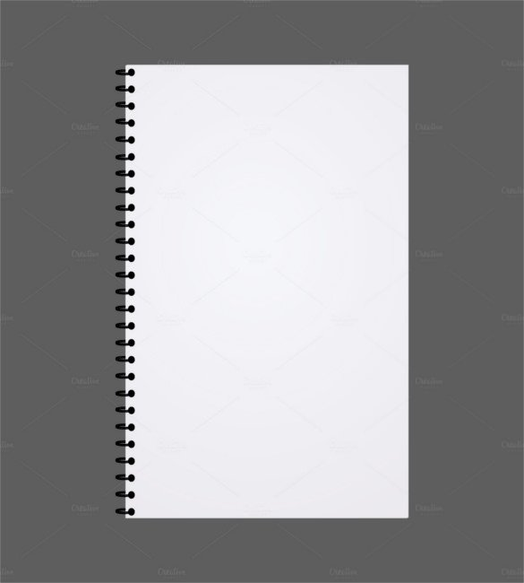Notebook Template for Word Unique 8 Notebook Paper Templates Free Sample Example format