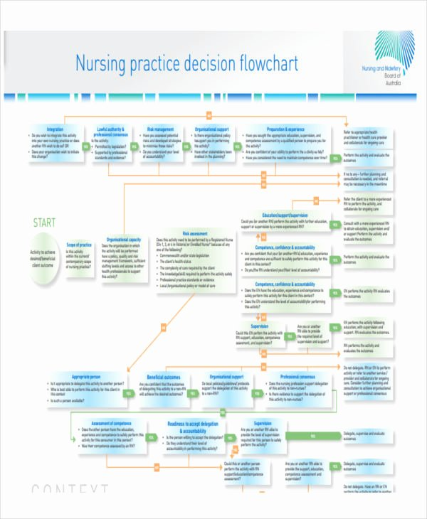 Nurse Flow Sheet Template Elegant 5 Nursing Flow Chart Templates 5 Free Word Pdf format