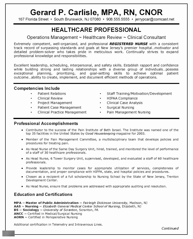 Nurse Practitioner Cv Template Beautiful Nurse Practitioner Free Resume Examples – Perfect Resume
