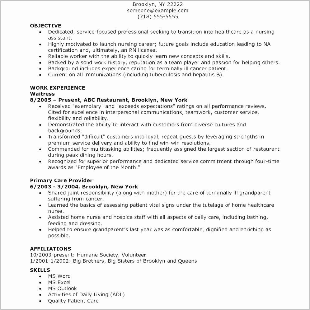 resume template word nurse