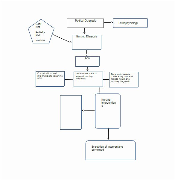 Nursing Concept Mapping Template New 10 Sample Concept Map Templates