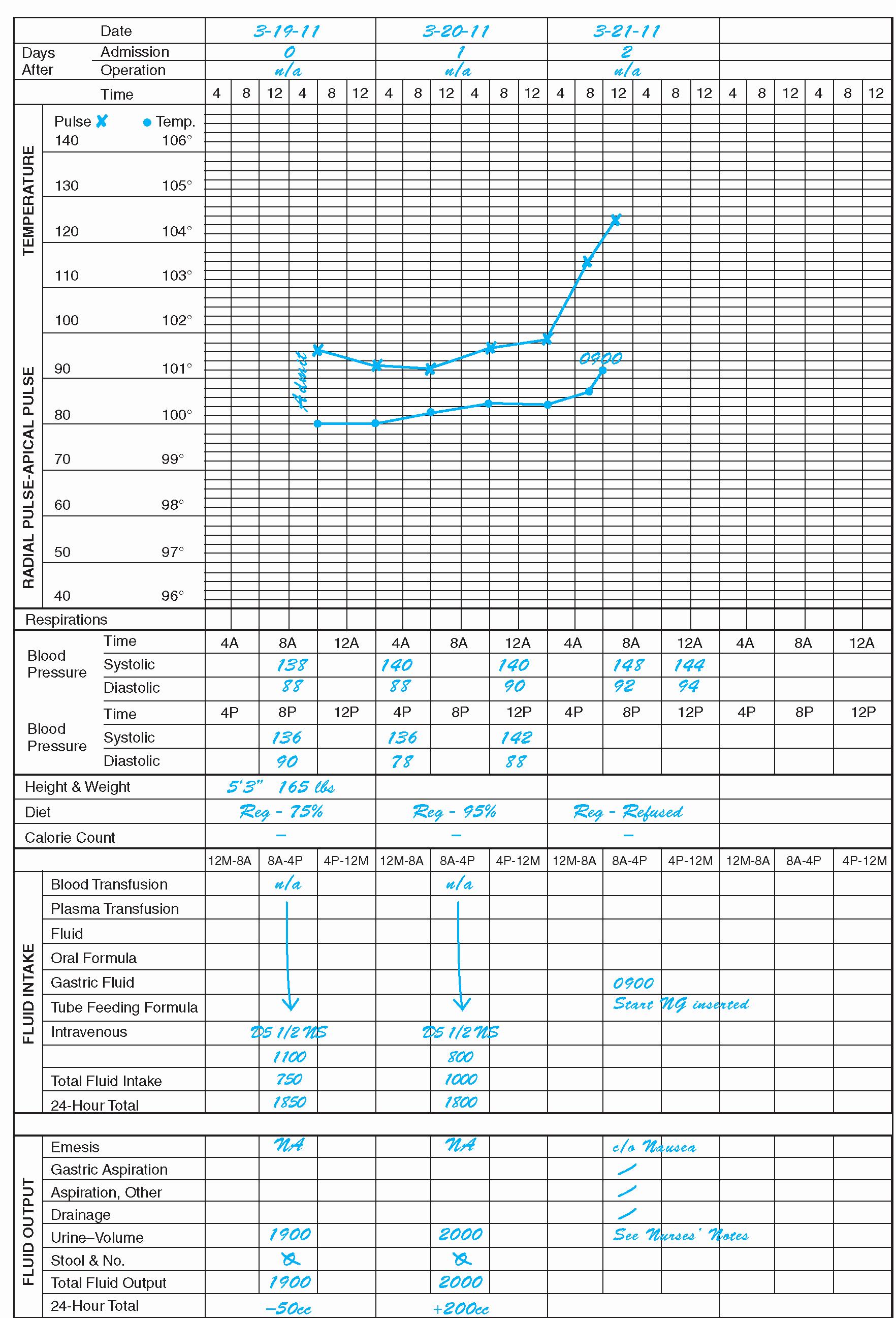 Nursing Flow Sheet Template Fresh Graphic Flow Sheet Nursing Pinterest