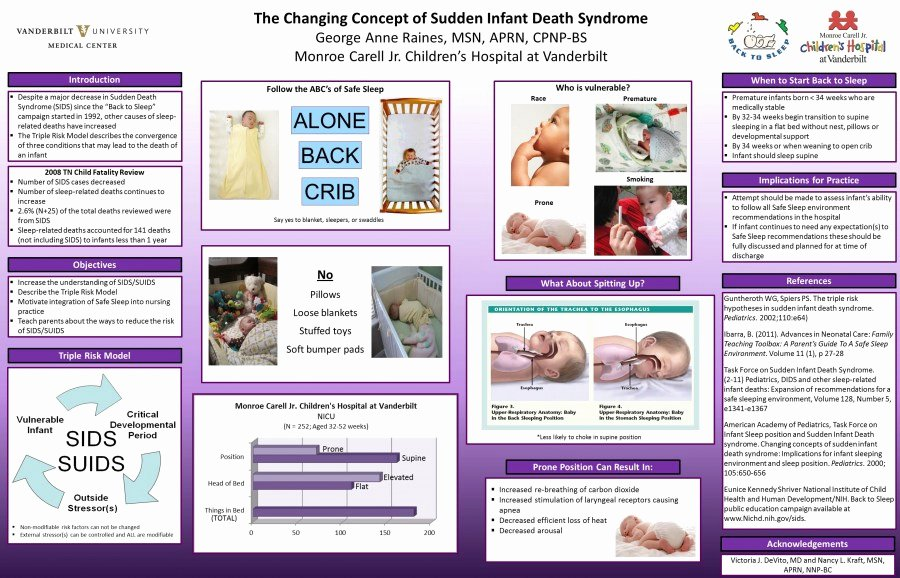 Nursing Poster Presentation Template Awesome Evidence Based Practice and Nursing Research Sample
