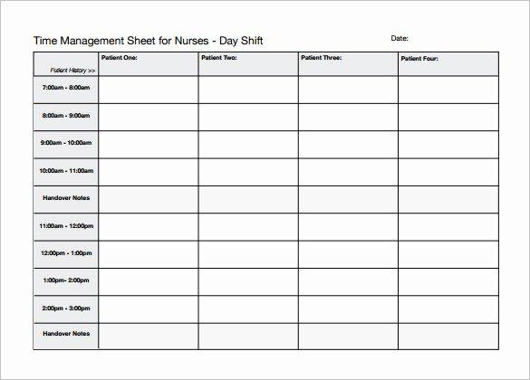 Nursing Staffing Plan Template Beautiful 5 Nursing Schedule Templates Doc Excel Pdf