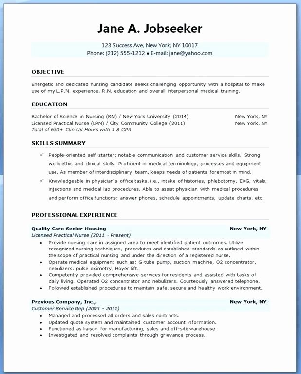 Nursing Student Resume Template Luxury Curriculum Vitae Examples for Students In India Recent